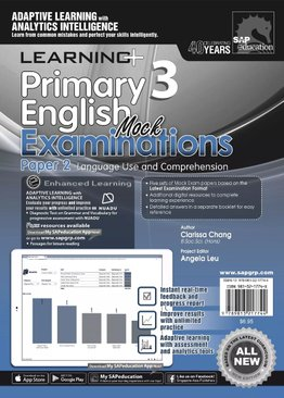 Primary 3 English Mock Examinations