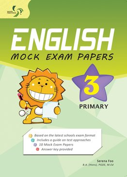English Mock Exam Papers ( Primary 3 )