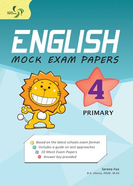 English Mock Exam Papers ( Primary 4 )
