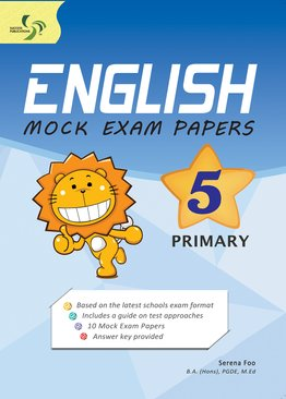 English Mock Exam Papers ( Primary 5 )