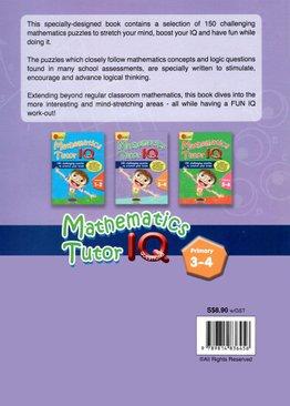 Mathematics Tutor IQ Questions P3&4