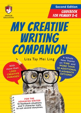 My Creative Writing Companion P3-6 Guidebook (2nd Ed)