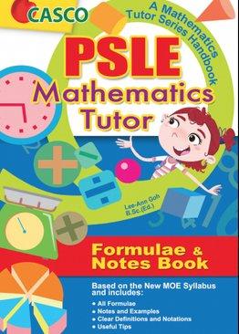 PSLE Mathematics Tutor Formulae