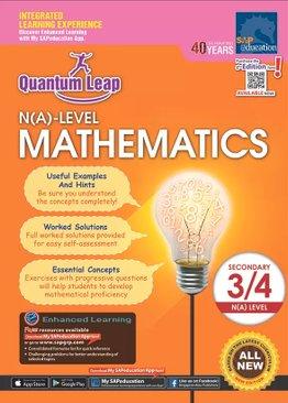 Quantum Leap - Mathematics Secondary 3/4 N(A) Level