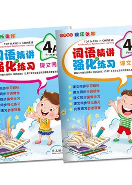 Top Mark in Chinese 4A&4B ( Primary 4 )