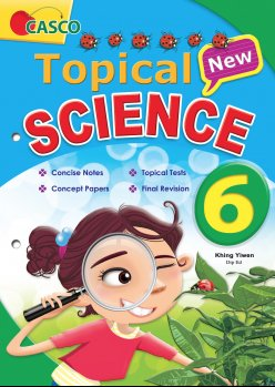 Topical New Science 6