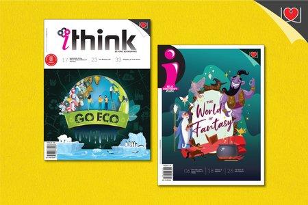 """iThink & """"i"""" Magazine Combo Pack"""