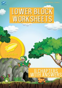 Lower Primary Science Worksheets (Digital)