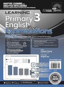 Primary 3 English Mock Examinations