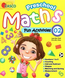 Pre-School Mathematics Fun Activities 02
