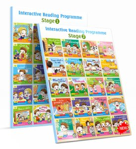 Interactive Reading Programme(Stage 1/2) Bundle of 40 Books