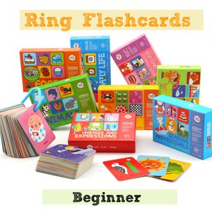 Ring Flash Cards - Beginner
