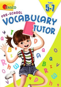 Pre-School Vocabulary Tutor