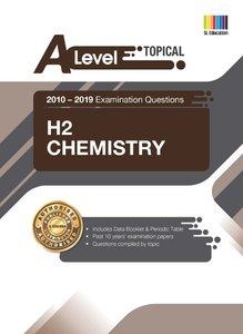 A Level H2 Chemistry (Topical) Qn + Ans 2010-2019