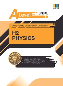 A Level H2 Physics (Topical) Qn + Ans 2010-2019