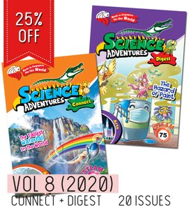 Science Adventures Twin Subscription 2020