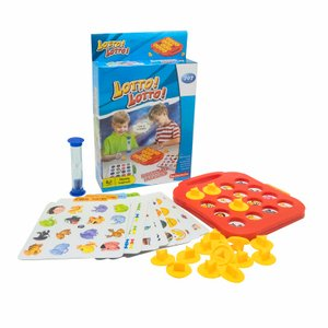 Play N Learn Fun Lotto Memory Board Game