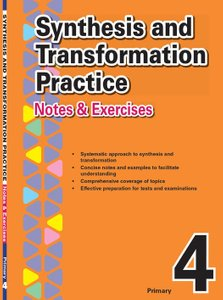 Primary 4 Synthesis and Transformation Practice