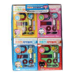 Play N Learn Mini Magnet Set ( 2 in 1 )