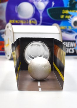 Educational Toys STEM Big Bang 12 Fun Science Experiments on Physics for Kids Learning Resource