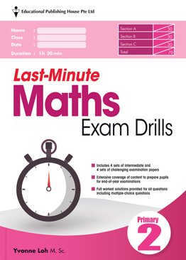 Last-Minute Maths Exam Drills P2