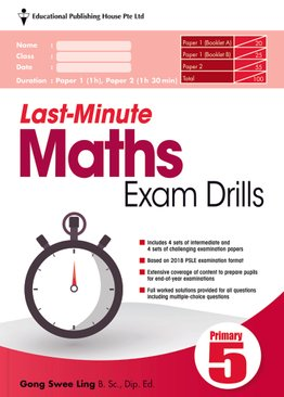 Last-Minute Maths Exam Drills P5