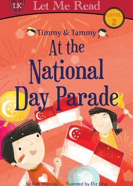 Timmy & Tammy National Day Parade Level 2