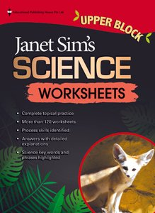 Janet Sim's Science Worksheets Upper Block