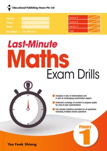 Last-Minute Maths Exam Drills P1