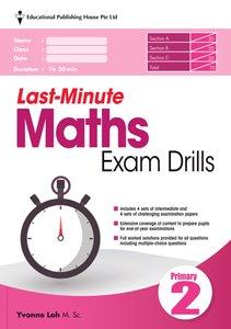 Last-Minute Maths Exam Drills P2