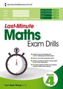 Last-Minute Maths Exam Drills P4