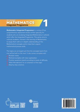 Integrated Programme Mathematics Book 1