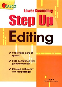 Lower Secondary Step Up Editing