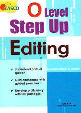 O Level Step Up Editing