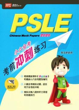 PSLE Chinese Mock Paper 小六会考考前冲刺练习
