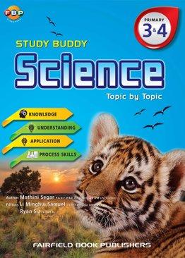 Primary 3&4 Study Buddy Science