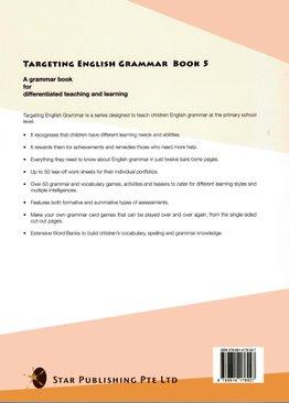 Targeting English Grammar 5