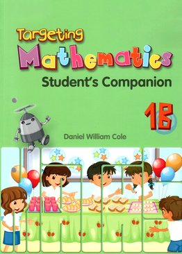 Targeting Maths Student's Companion 1B