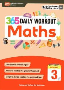 365 Daily Workout: Maths P3