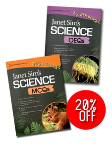 Janet Sim's MCQ + OEQ Bundle (Lower Block)