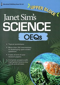 Janet Sim's Science OEQs (Upper Block)