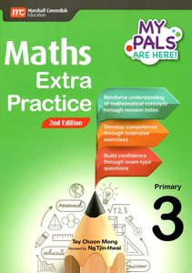 My Pals are Here! Maths Extra Practice P3 (2E)