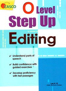 O Level Step Up Editing