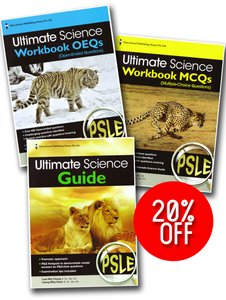 PSLE Ultimate Science Bundle
