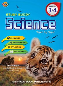 Primary 3&4 Study Buddy Science