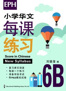 Score In Chinese (New Syllabus)  华文每课练习 6B