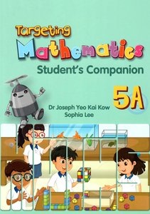 Targeting Maths Student's Companion 5A