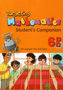 Targeting Maths Student's Companion 6B