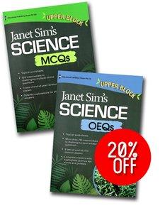Janet Sim's MCQ + OEQ Bundle (Upper Block)