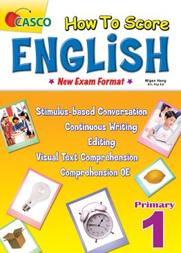 How to Score English New Exam Format Primary 1